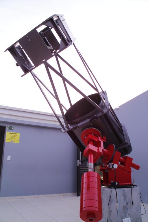 foto de Novo Telescópio do Polo Astronômico de Amparo