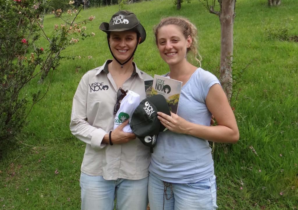 foto de Copaíba destaca incentivo dos jovens à restauração florestal