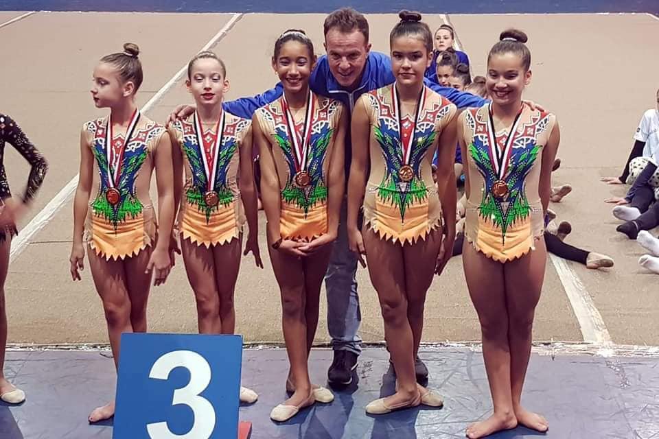 foto de Amparo já conquistou nove medalhas nos Jogos Regionais