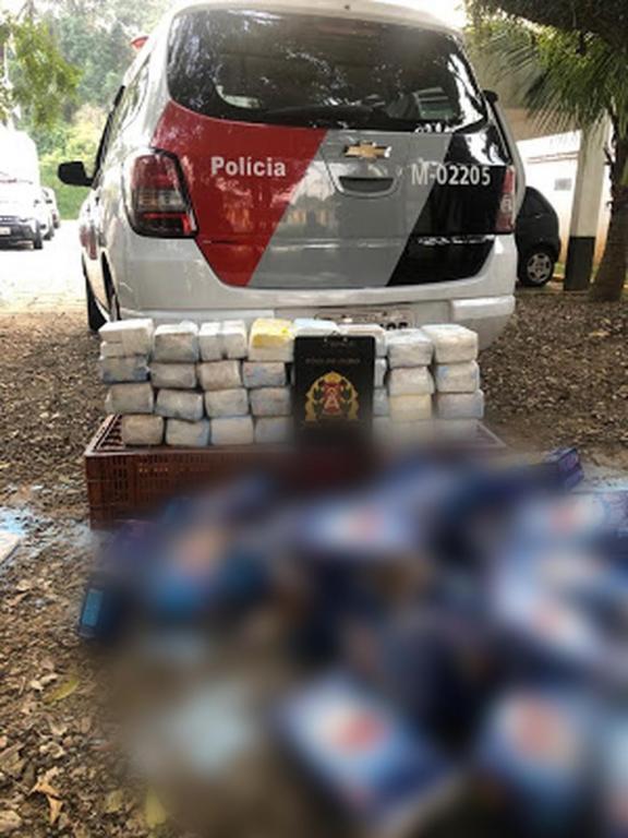 foto de Homem compra caixa de sabão em pó com cocaína em mercado na Zona Leste de SP, diz polícia