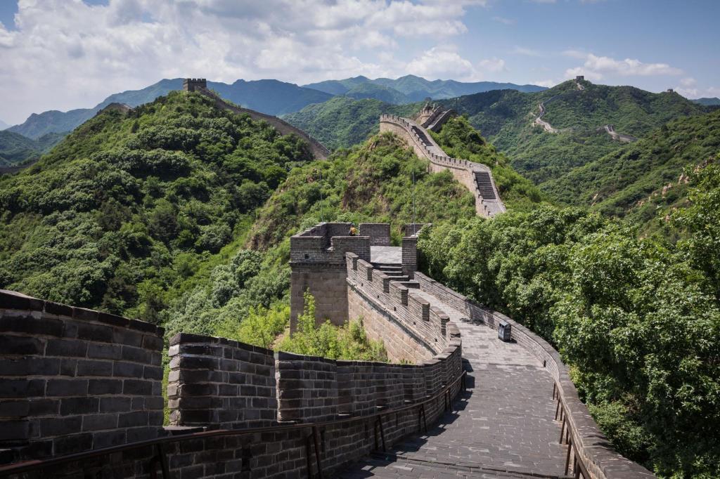 foto de Milênios de história e modernidade caminham juntos em Pequim