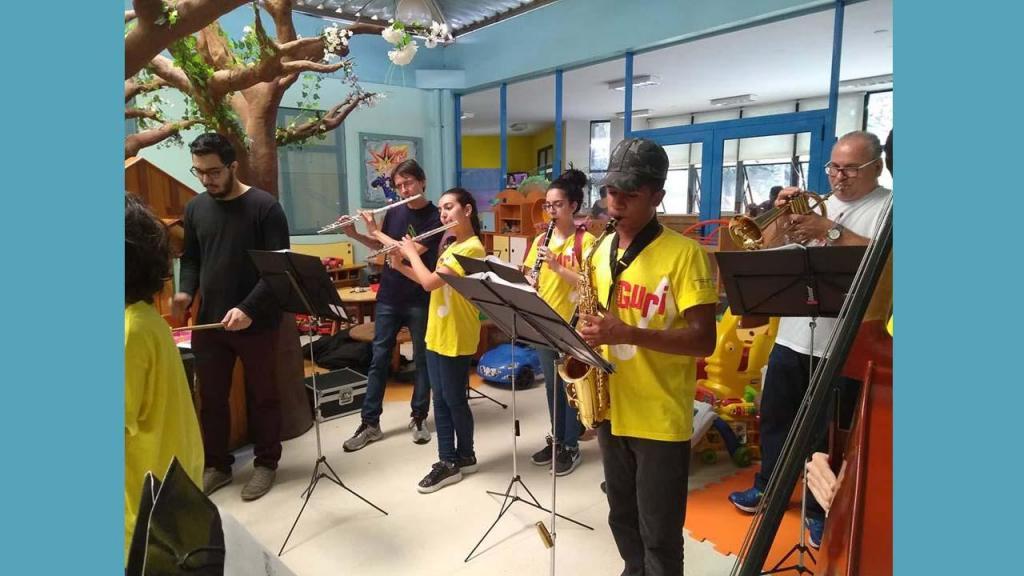 foto de Projeto Guri abre 25 vagas para cursos de música gratuitos em Pedreira