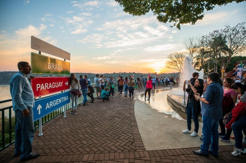 foto de Marco das 3 Fronteiras chega a 1 milhão de visitantes
