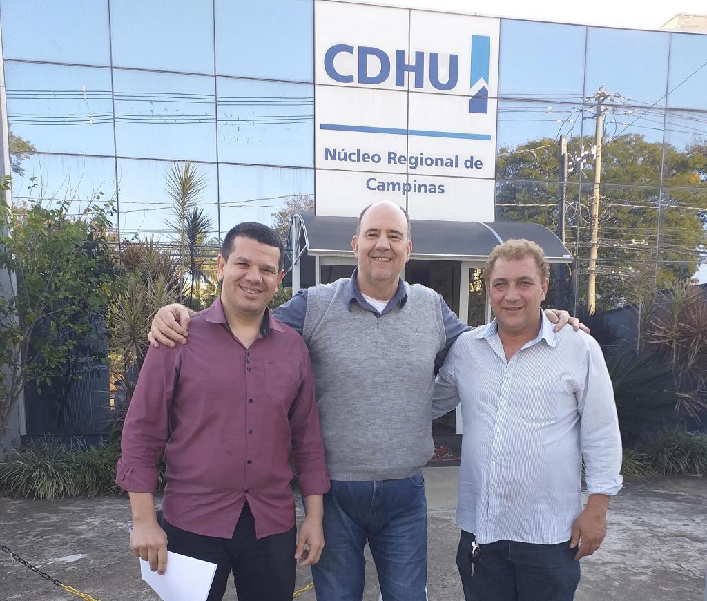 foto de Vereador Pastor Esequiel fala sobre Projeto Habitacional do CDHU