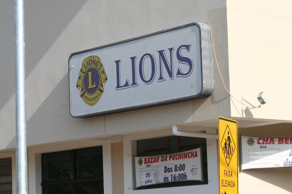 foto de Lions Clube vai promover Chá Beneficente