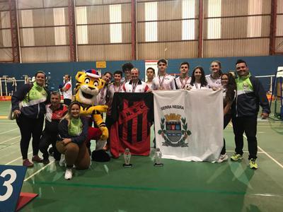 foto de Serra Negra participará de Jogos Abertos no badminton