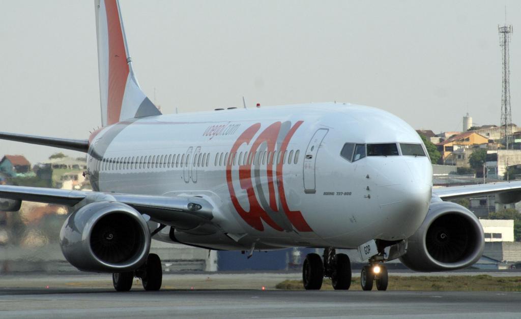 foto de GOL terá 271 voos extras durante festival de rock no Rio de Janeiro