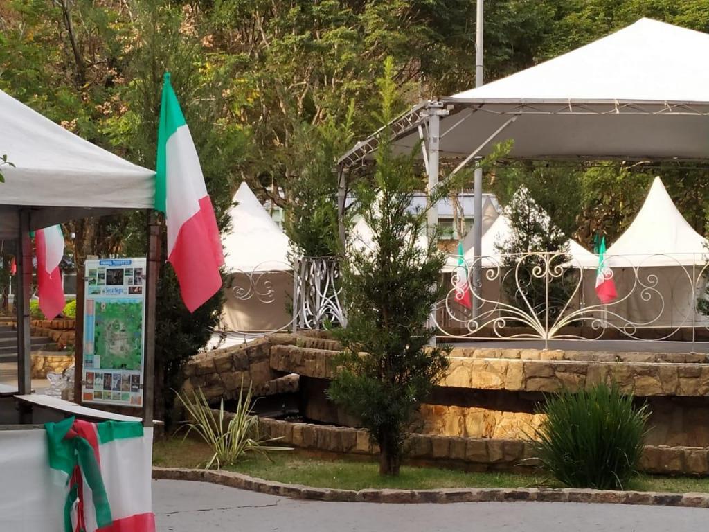 foto de Serra Negra : Festa dos Italianos continua neste final de semana