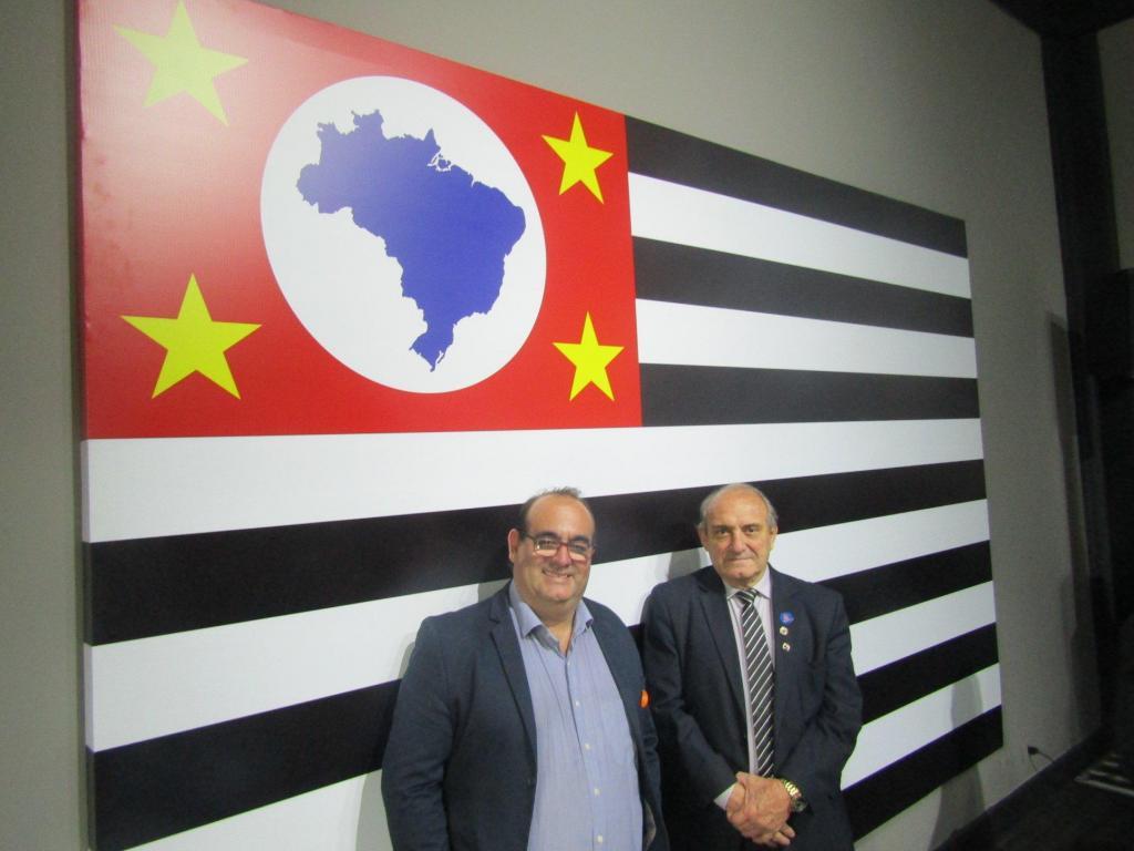 foto de Serra Negra: Prefeito e Secretário conhecem novos projetos para financiamento do Turismo