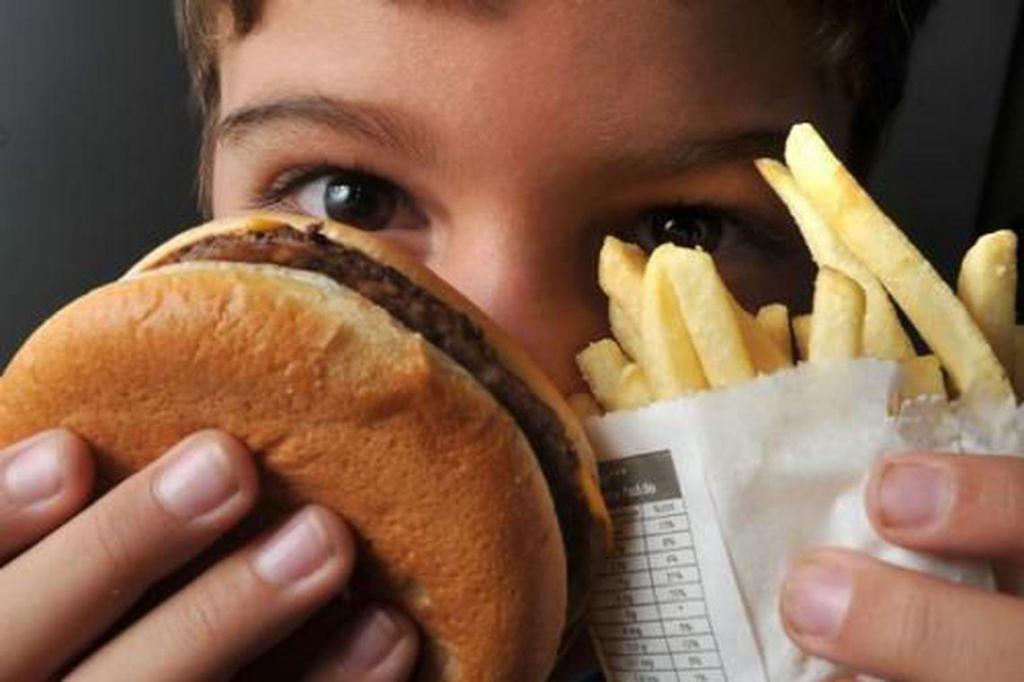 foto de Campanha Setembro Laranja alerta para a obesidade infantil