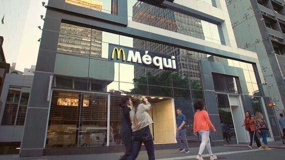 foto de Campanha do McDonald\\\'s valoriza a língua portuguesa