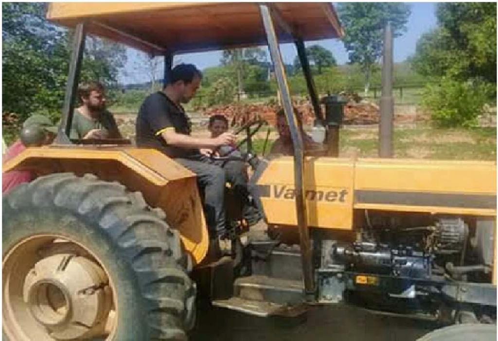 foto de Conselho Rural de Pedreira disponibiliza práticas de Conservação do Solo aos produtores rurais