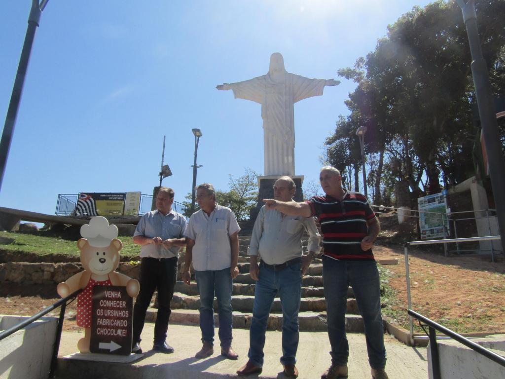 foto de Monumento ao Cristo Redentor terá revitalização inaugurada neste sábado