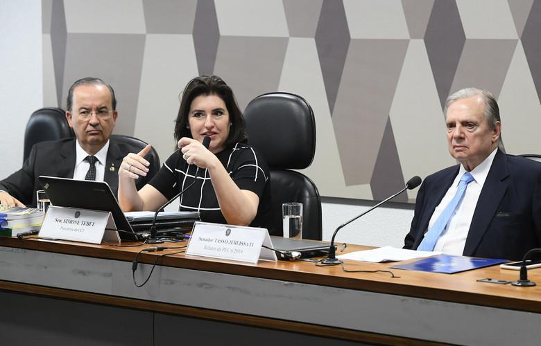 foto de Previdência: Relatório lido por Jereissati na CCJ vai à votação na próxima terça-feira (24)