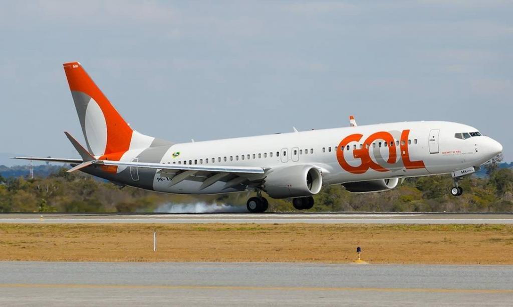 foto de GOL terá voos diretos entre Foz do Iguaçu e Santiago