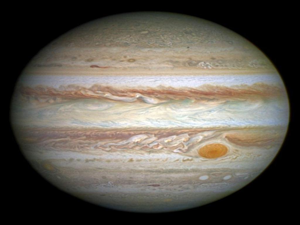 foto de Saturno e Júpiter podem ser observados no Polo Astronômico de Amparo