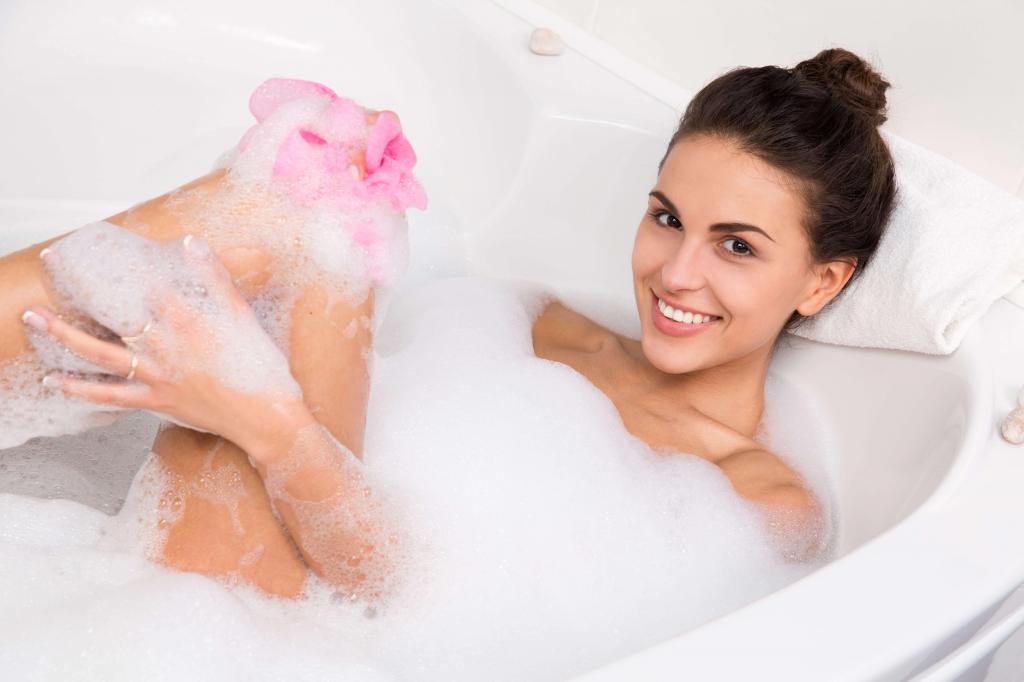 foto de Transforme o banho num ritual de beleza diário