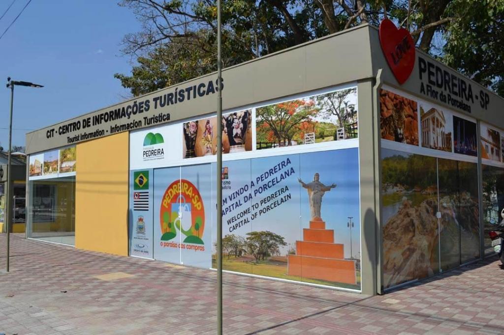 foto de Prefeitura de Pedreira inaugura o Centro de Atendimento ao Turista