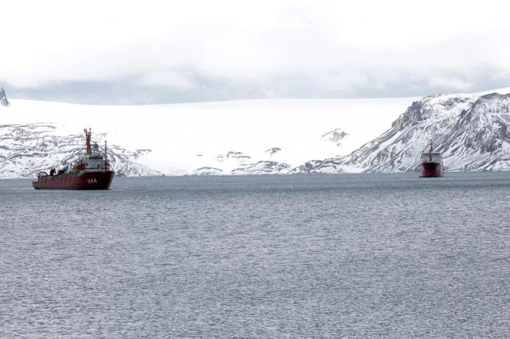 foto de ONU prevê oceanos com temperaturas mais altas e menos oxigênio