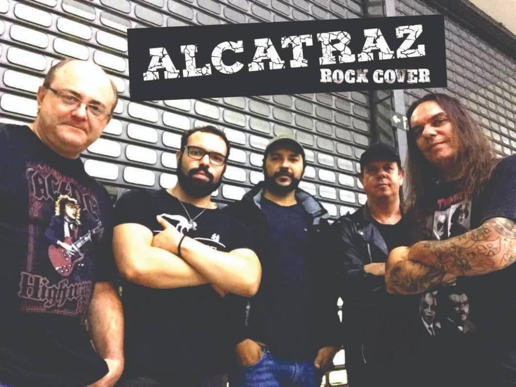 foto de Banda Alcatraz toca hoje no Paraty