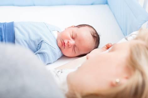 foto de Conheça as 8 dicas para criar a rotina do sono do bebê