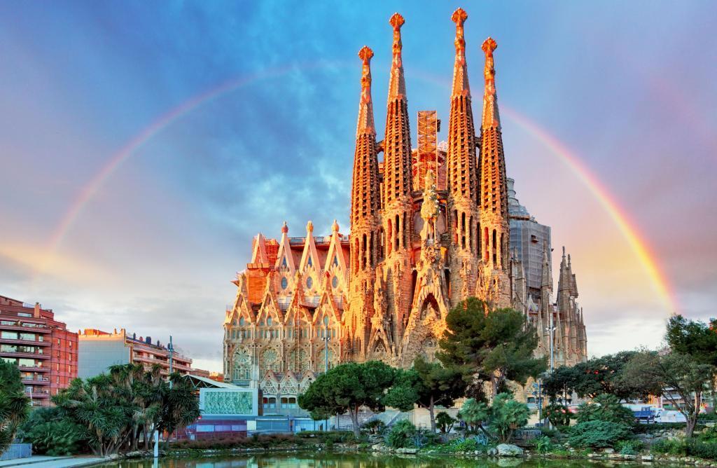 foto de Barcelona espera por você