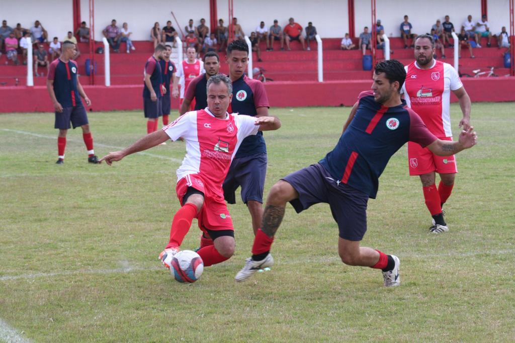 foto de PSG e Rio Branco vencem e avançam para semifinal da segunda divisão do Varziano 2019