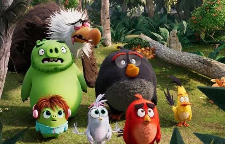 foto de Angry Birds 2 garante risadas e traz reflexão sobre temas atuais. Confira a programação do cinema de Amparo