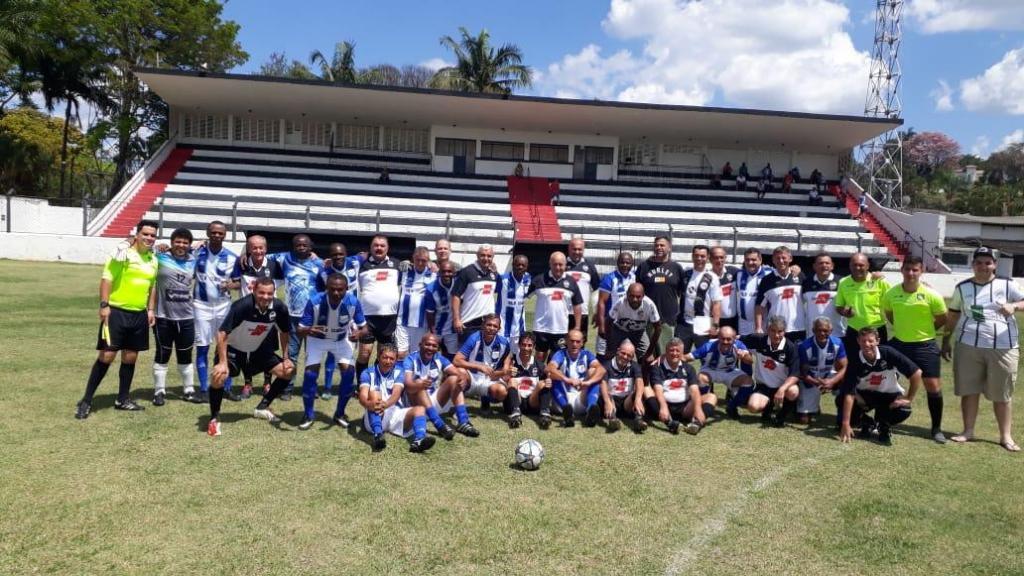 foto de Amparo Athlético Club jogou amistoso contra o time de Vila Izabel