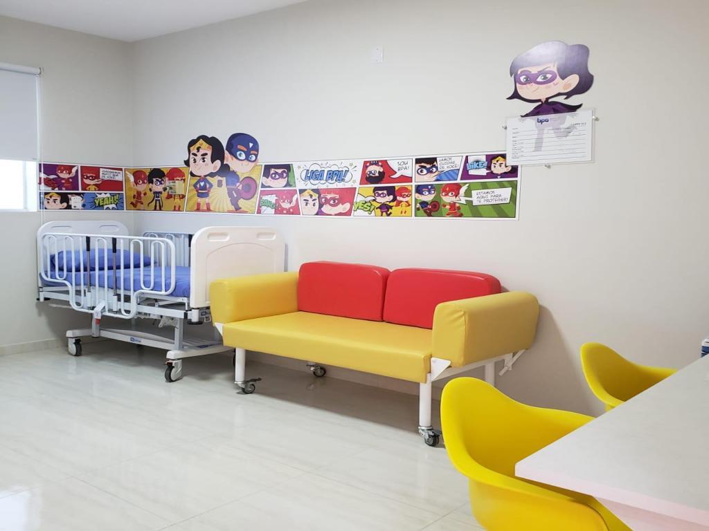 foto de Beneficência Portuguesa de Amparo inaugura ala pediátrica