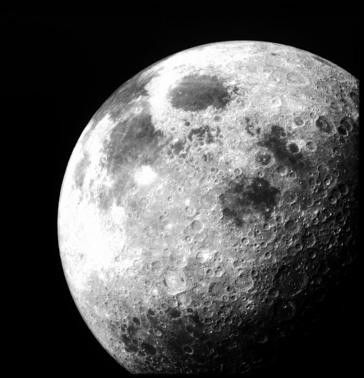 foto de Lua é uma das atrações do Polo Astronômico de Amparo neste sábado