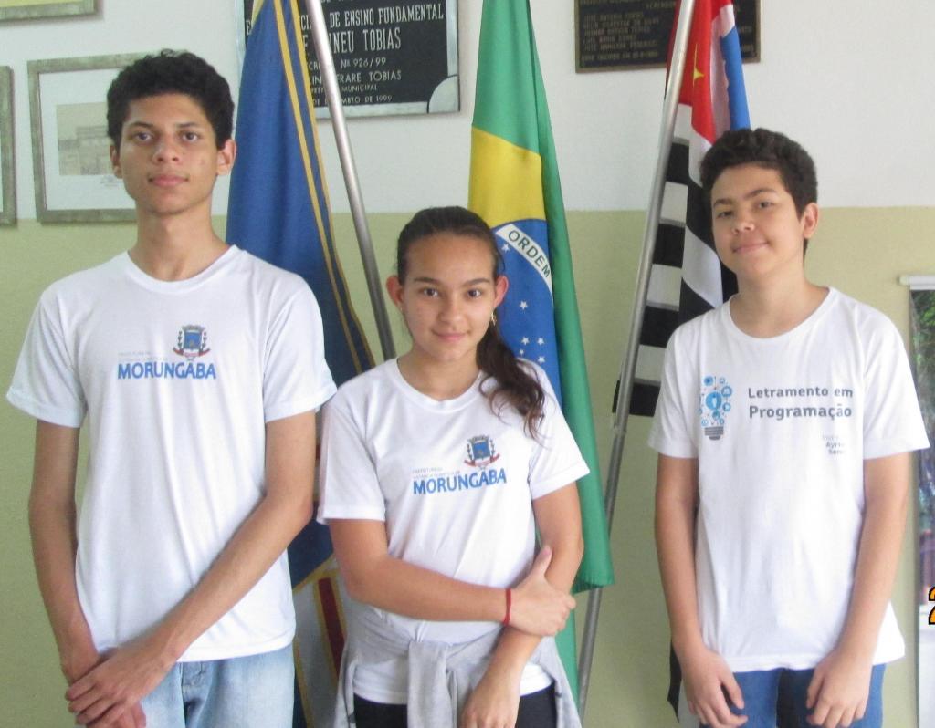 foto de Morungaba - Alunos da rede municipal são premiados na Olimpíada Brasileira de Astronomia e Astronáutica