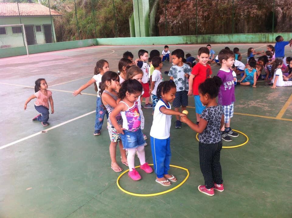 foto de Serra Negra: Escolas municipais promovem Semana da Criança