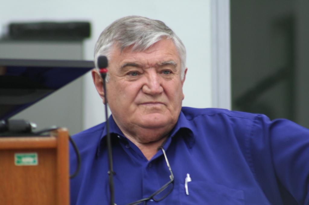 foto de Vereador Hélio Favoretto esteve em Brasília