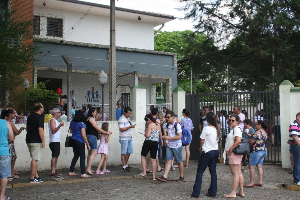 foto de Mais de 2.500 pessoas votaram nas eleições do Conselho Tutelar de Amparo