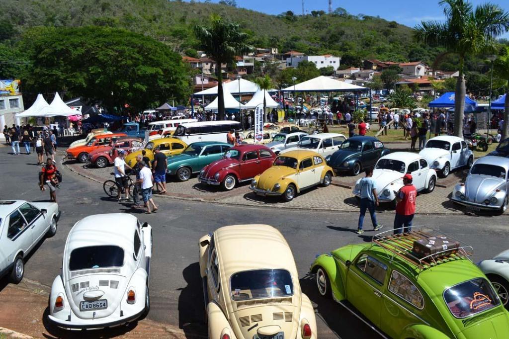 foto de 11º Encontro de Fuscas acontece neste domingo em Pedreira