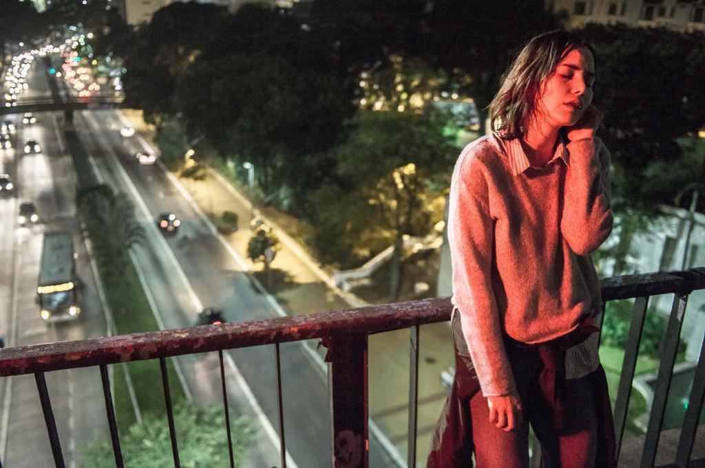 foto de Série da Globoplay tem como pano de fundo São Paulo