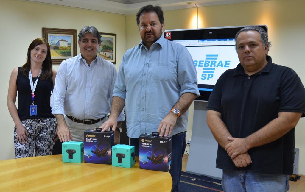 foto de Amparo e região contarão com novo projeto do Sebrae-SP