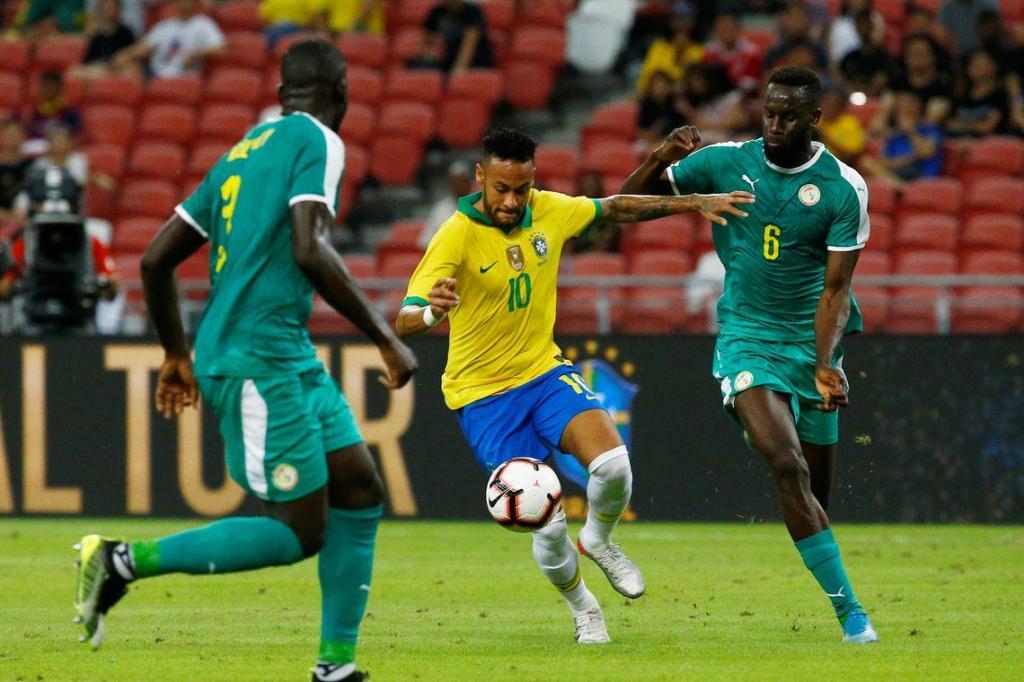 foto de Seleção brasileira encerra o ano enfrentando Argentina e Coreia do Sul