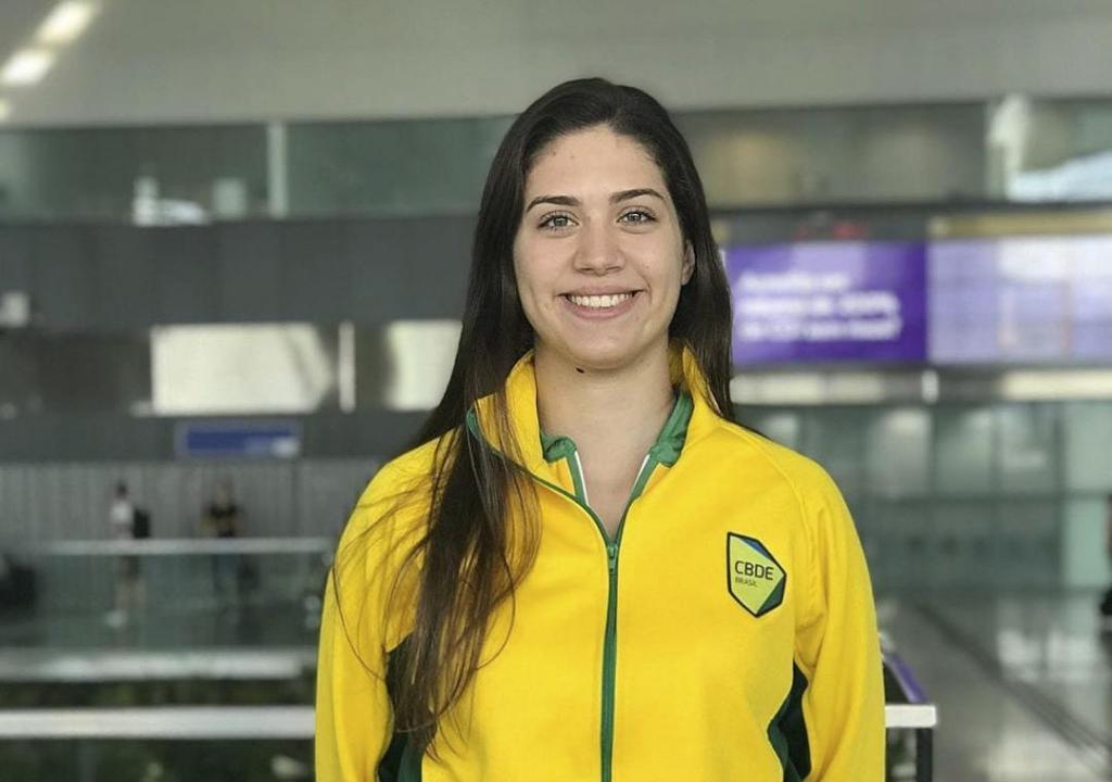 foto de Anna Laura Prezzoti conquista Campeonato Brasileiro de Karatê pela sexta vez