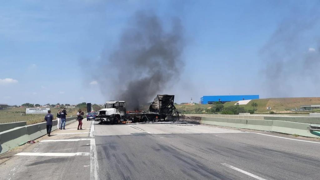 foto de Assalto no Aeroporto de Viracopos deixa 2 baleados e fecha rodovia no interior de SP
