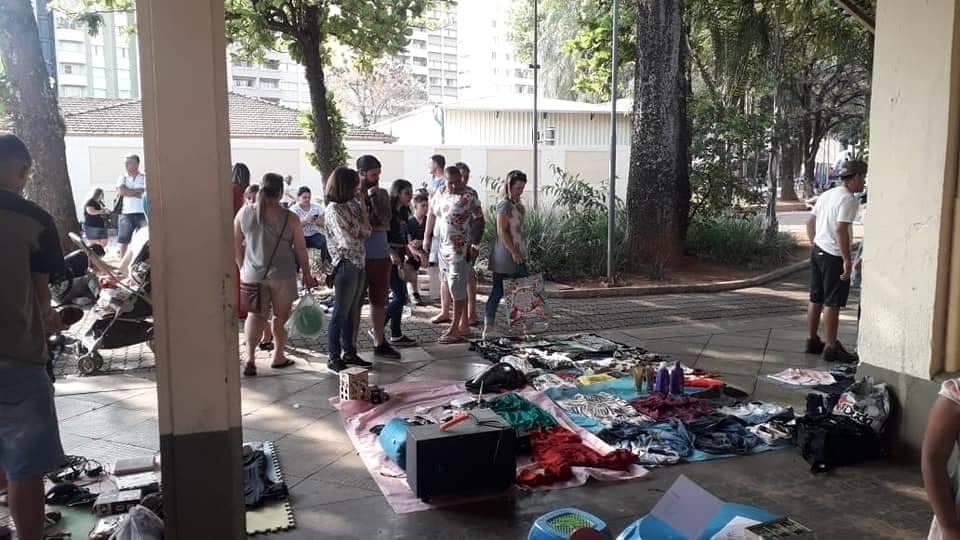 foto de Feira do Escambo voltará a acontecer em Amparo