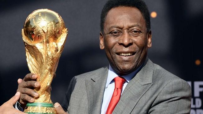 foto de Pelé, da glória à enfermidade aos 79 anos de idade