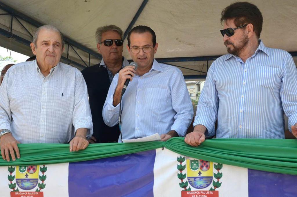 foto de Bragança Paulista inicia primeira fase de recuperação do Lago do Taboão
