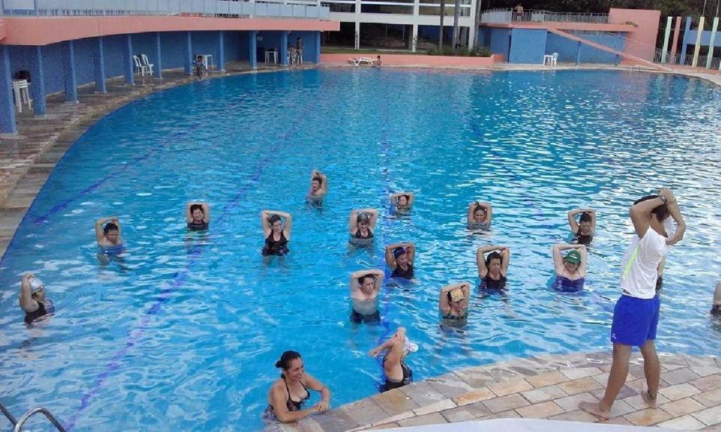 foto de Piscina pública tem vagas abertas para natação e hidroginástica