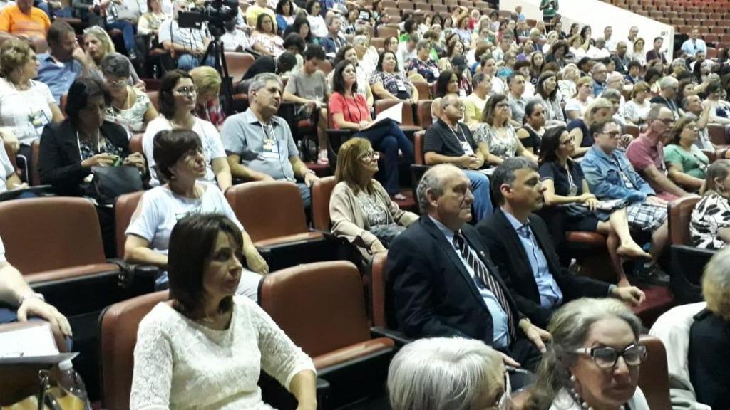 foto de 1º Encontro de Prevenção do Amor Exigente reuniu centenas de pessoas no Centro de Convenções