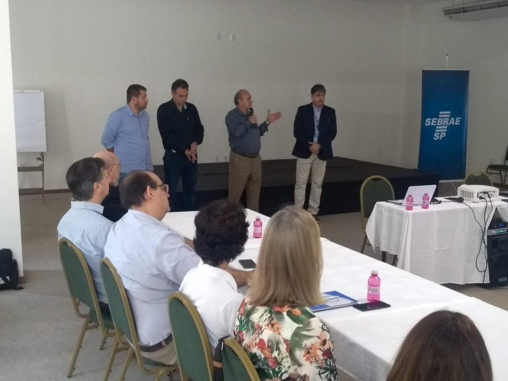 foto de Programa LIDER do Sebrae é lançando em Serra Negra