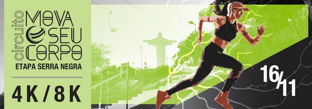 foto de Serra Negra sediará primeira etapa do 'Circuito Mova Seu Corpo', da TTRA