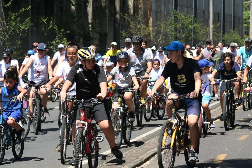 foto de 4º Passeio Ciclístico Proerd reúne quase 800 pessoas