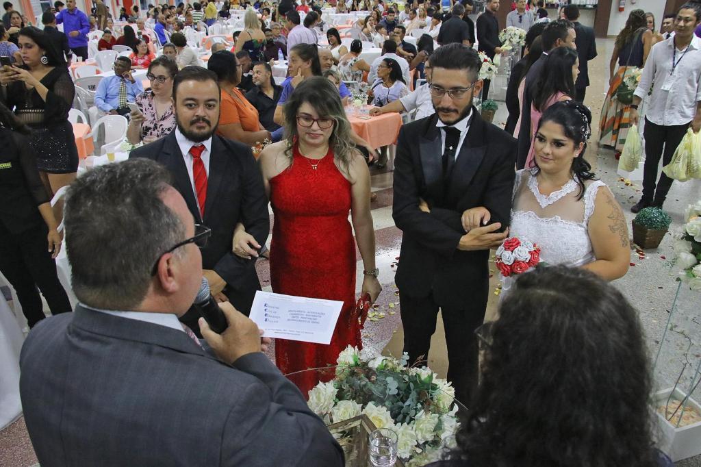 foto de Bragança Paulista: Casamento Comunitário: Prefeitura concretiza a união de 50 casais